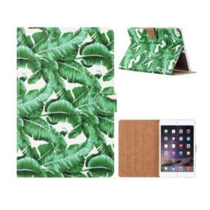 Bladeren Boekmodelhoesje iPad Air