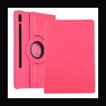 FONU 360° Bookcase Samsung Tab S7 - T870 / T875 - Roze