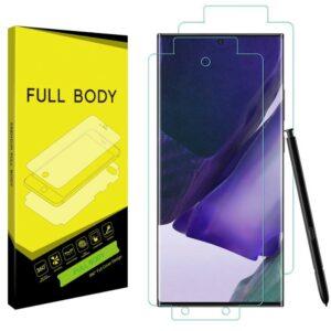 FONU 360° Folie Scherm en Achterkant Protector Samsung Galaxy Note 20 Ultra 1