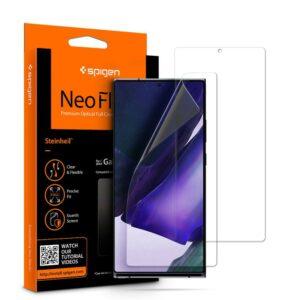 Spigen Neo Flex HD Screenprotector Samsung Galaxy Note 20 Ultra - 2 Stuks 1