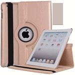 FONU 360° Tabletboek iPad 2 / 3 / 4 - Goud