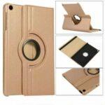 FONU 360° Bookcase Hoes Samsung Tab A7 - 10.4 inch - Goud