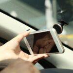 Baseus Magnetische Telefoonhouder - Auto Dashboard - 360° draaibaar 6