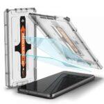 Spigen Screenprotector Van Hard Glas Samsung Galaxy S21 Plus - 2 Stuks