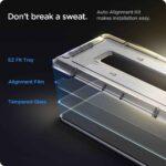 Spigen Tempered Glass Screen Protector Samsung Galaxy S21 Plus - 2 Stuks 2