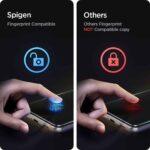 Spigen Tempered Glass Screen Protector Samsung Galaxy S21 Plus - 2 Stuks 3